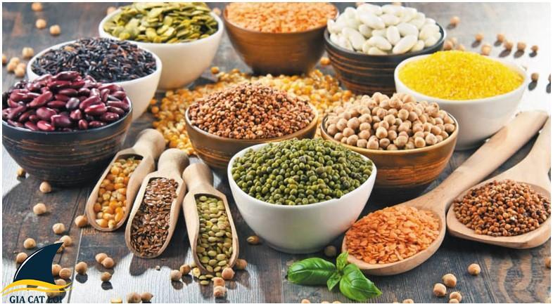 Thị trường ngũ cốc Việt Nam