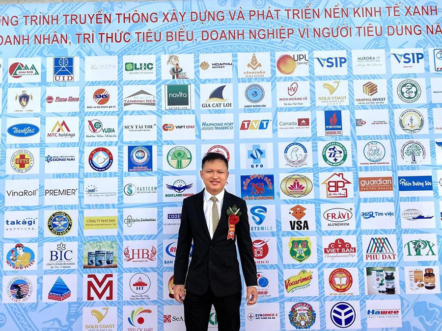 Lương Tuấn Vũ - Giám đốc công ty Gia Cát Lợi
